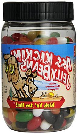Ass Kickin' Jelly Beans,  9 Ounce Jars