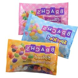 Brach's Jelly Bird Eggs Easter Candy Variety Pack Bundle: Cl
