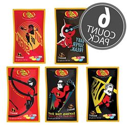 Disney/PIXAR Presents Incredibles 2 Jelly Belly Jelly Beans