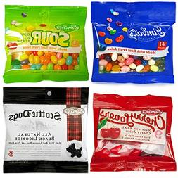 Gimbal's Gourmet Candies - Variety 4 Pack - Assorted Jelly B