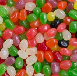Just Born Assorted Jelly Beans Vending Candy, 1.5LB