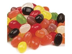 Just Born Jelly Beans 1 pound Assorted Fruit flavored Jelly