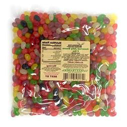 Just Born Jelly Beans 2 pounds Assorted Fruit flavored Jelly