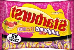 Starburst Favereds Jelly Bean Box Laydown Bag , 32 Count