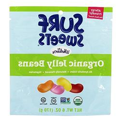 Surf Sweets Organic Easter Jelly Beans, 5.0 oz, Single Unit