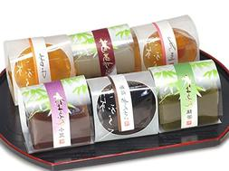 Traditional Japanese Sweets YOKAN Sweet Jellied Red-bean Pas