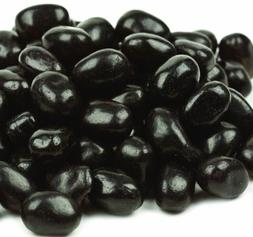 Black Licorice Jelly Beans  2 Lbs.
