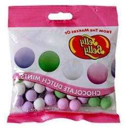 CHOCOLATE DUTCH MINTS - Jelly Belly Candy Jelly Beans - 2.9