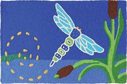 Dragonfly & Cattails by Jellybean®