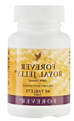 Forever Royal Jelly 60 Tabl, Immune Support,increase energy.