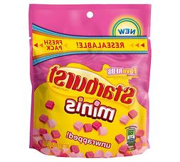 Starburst Fruit Chews Minis Unwrapped Fave Reds