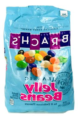 Brach's Jelly Beans - 3 Pound Bag - 8 Great Flavors - FREE S