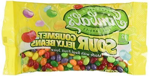 GIMBAL'S FINE CANDIES 1898 , Sour Jelly bag
