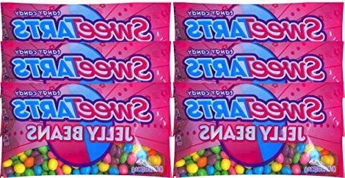 Sweetarts Easter Candy Jelly Beans Net Wt 14 Oz