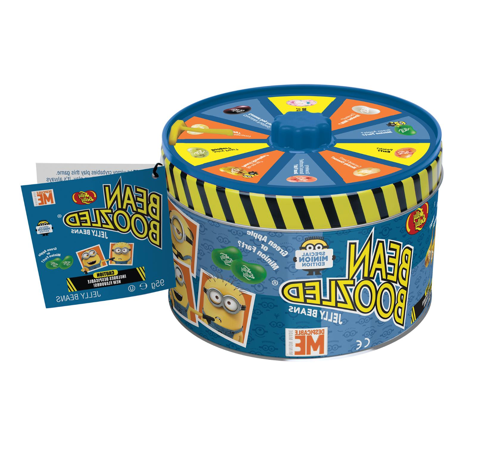 Bean Boozled Games 3rd & Harry Potter Bertie Jelly Belly