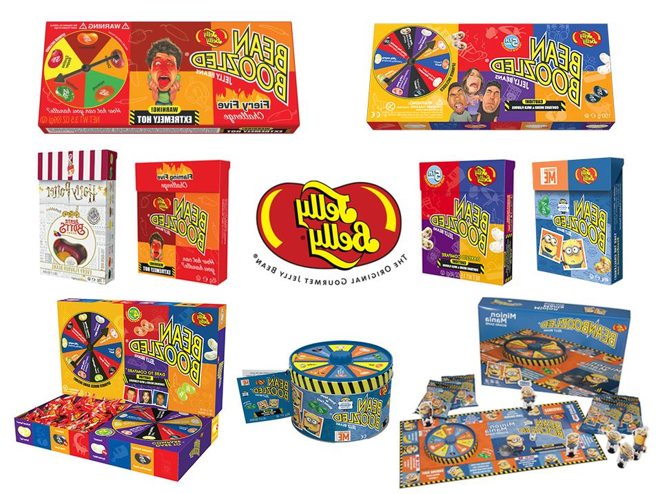 bean boozled games 3rd and 4th editions