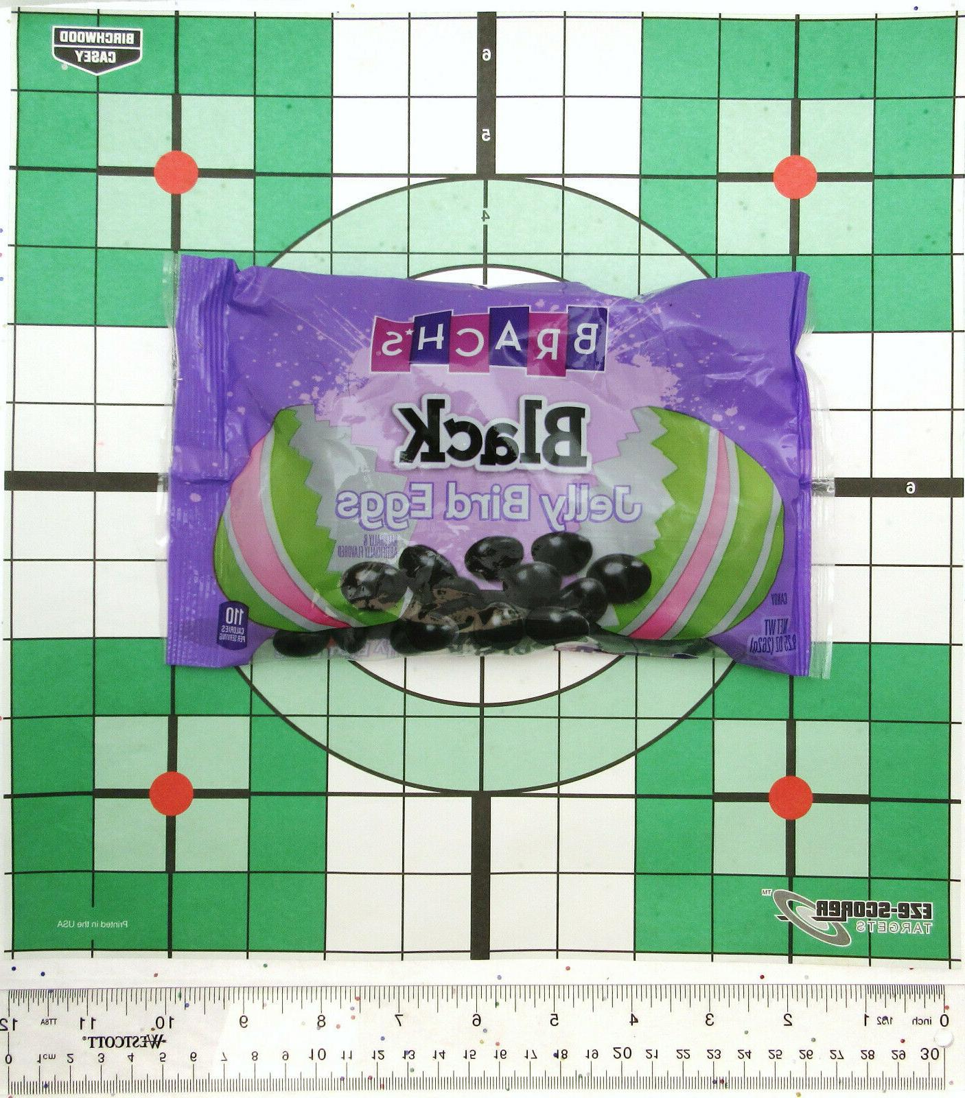 Brach's Black Jelly Eggs Jelly Bag Candy bag