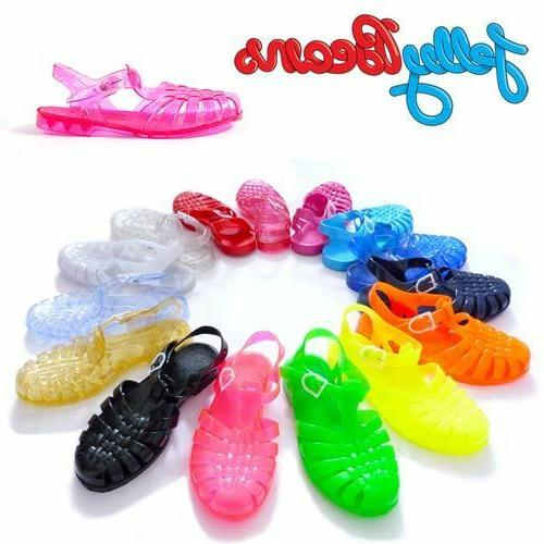 girls sandals assorted sizes and colours located