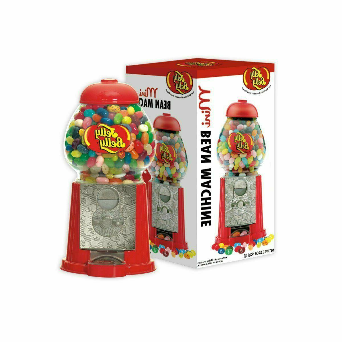 Jelly Belly Mini Bean Machine Jelly Bean Dispenser with Jell