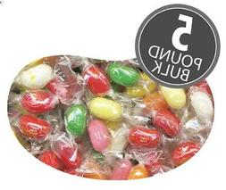 Jelly Belly Sugar-Free Individually Wrapped Assorted Twists-