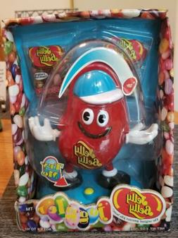 Vintage 1998 Jelly Belly Juggler Candy Dispenser Happy Jelly